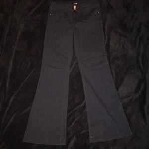 Arden B dark denim jeans sz 10